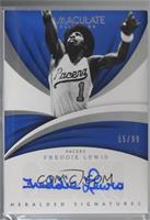 Freddie Lewis /99