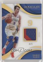 Dario Saric [EX to NM] #/9