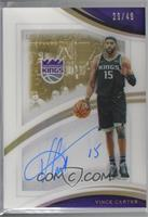 Vince Carter [Noted] #/49