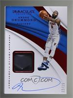 Andre Drummond #/15