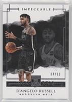 D'Angelo Russell /99