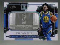 Jordan Bell #/16