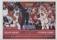 Kevin Durant, Stephen Curry /52