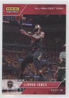 All-NBA - LeBron James #/63