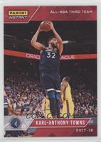 Karl-Anthony Towns /63