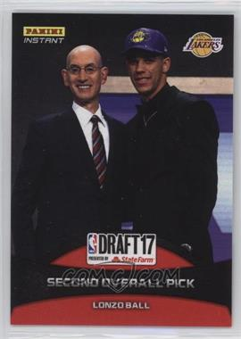 2017-18 Panini Instant Draft 17 - [Base] #DP-2 - Lonzo Ball /1251