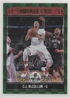 C.J. McCollum [EX to NM] #/99
