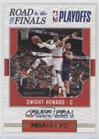 First Round - Dwight Howard #/2,017