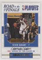 First Round - Kevin Durant #/2,017