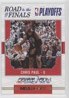 First Round - Chris Paul /2017