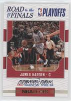Second Round - James Harden /999