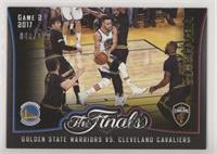 The Finals - Stephen Curry #/199