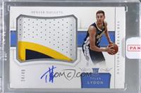 Rookie Patch Autographs Horizontal - Tyler Lydon [Uncirculated] #/49