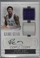 Rudy Gay [Noted] #/25