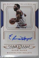 Elvin Hayes [Noted] #/25
