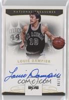 Louie Dampier #/10