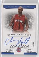Chauncey Billups #/99