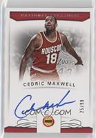 Cedric Maxwell #/99