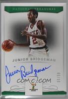 Junior Bridgeman [Noted] #/99