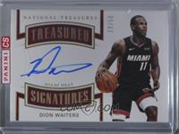 Dion Waiters [Uncirculated] #19/50