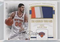 Enes Kanter [Noted] #/10