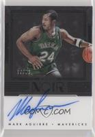Mark Aguirre [Noted] #/99