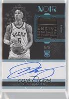 RPA Black and White - D.J. Wilson #/5