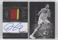 Autographed Prime Rookies Black and White - John Collins #/99