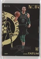 Rookies Away - Jayson Tatum [EX to NM] #/25