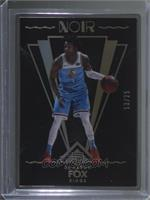Rookies Metal Frame Alternate - De'Aaron Fox #/25