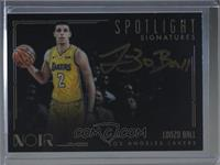 Lonzo Ball [Noted] #/125