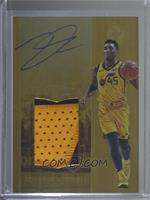 Rookie Patch Autographs - Donovan Mitchell #/79