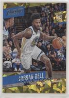 Rookies - Jordan Bell #/10