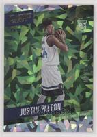 Rookies - Justin Patton #/199