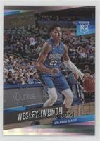 Rookies - Wes Iwundu
