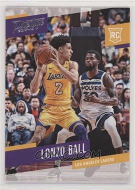 2017-18 Panini Prestige - [Base] #152 - Rookies - Lonzo Ball