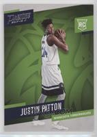 Rookies - Justin Patton