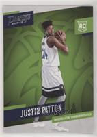 Rookies - Justin Patton [EXtoNM]