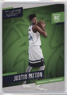 2017-18 Panini Prestige - [Base] #166 - Rookies - Justin Patton