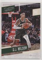 Rookies - D.J. Wilson