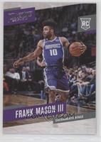 Rookies - Frank Mason III