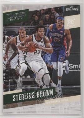 2017-18 Panini Prestige - [Base] #193 - Rookies - Sterling Brown