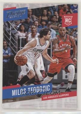 2017-18 Panini Prestige - [Base] #195 - Rookies - Milos Teodosic [EXtoNM]