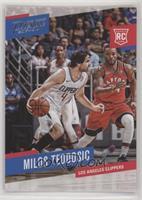 Rookies - Milos Teodosic