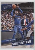 Wesley Matthews