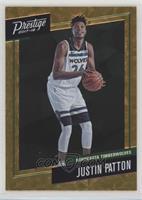 Justin Patton