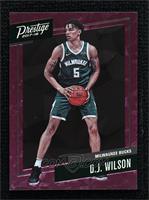 D.J. Wilson #/10