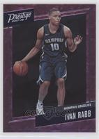 Ivan Rabb #/10