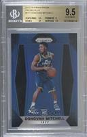 Donovan Mitchell /199 [BGS 9.5 GEM MINT]