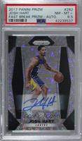 Josh Hart [PSA 8.5 NM‑MT+]